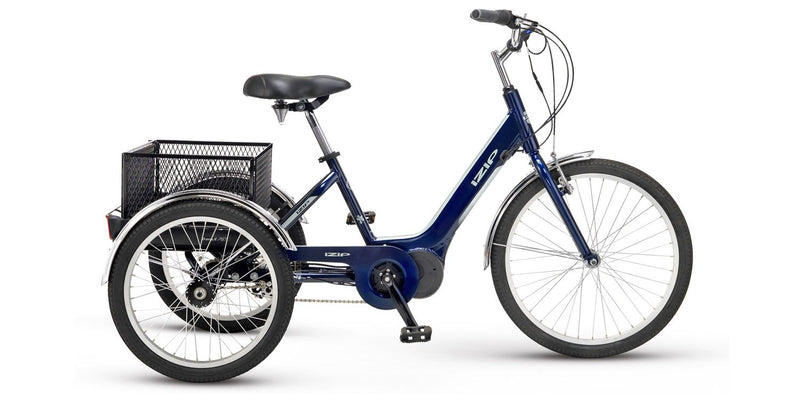 New IZIP E3 Go Adult Electric Trike mid drive etrike e-trike    -   Call for BEST pricing: 720.746.9958