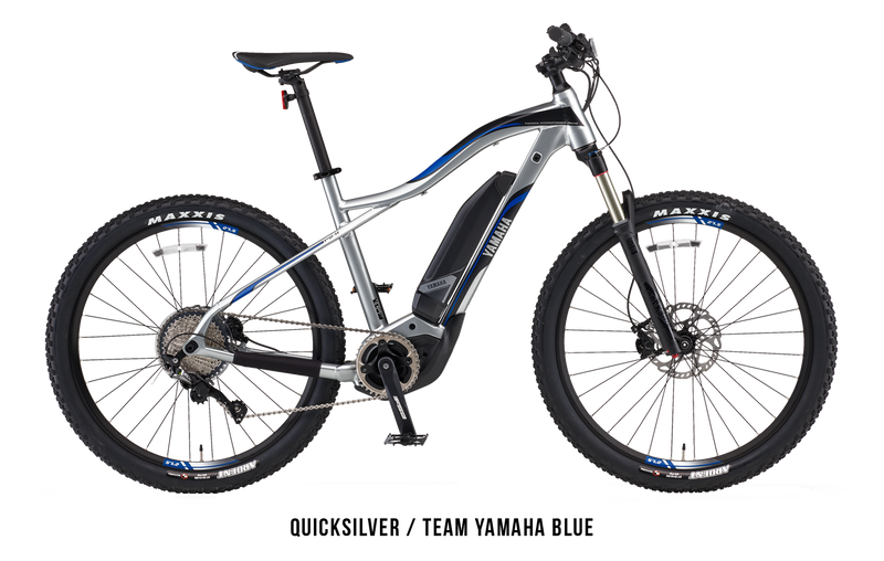 Yamaha YDX-TORC XC Electric mountain bike 27.5 hardtail mountain bike powered by the all-new PW-X Drive System (S)