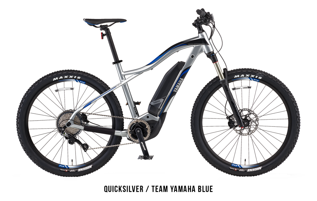 Yamaha YDX-TORC XC Electric mountain bike 27.5 hardtail mountain bike powered by the all-new PW-X Drive System (M)