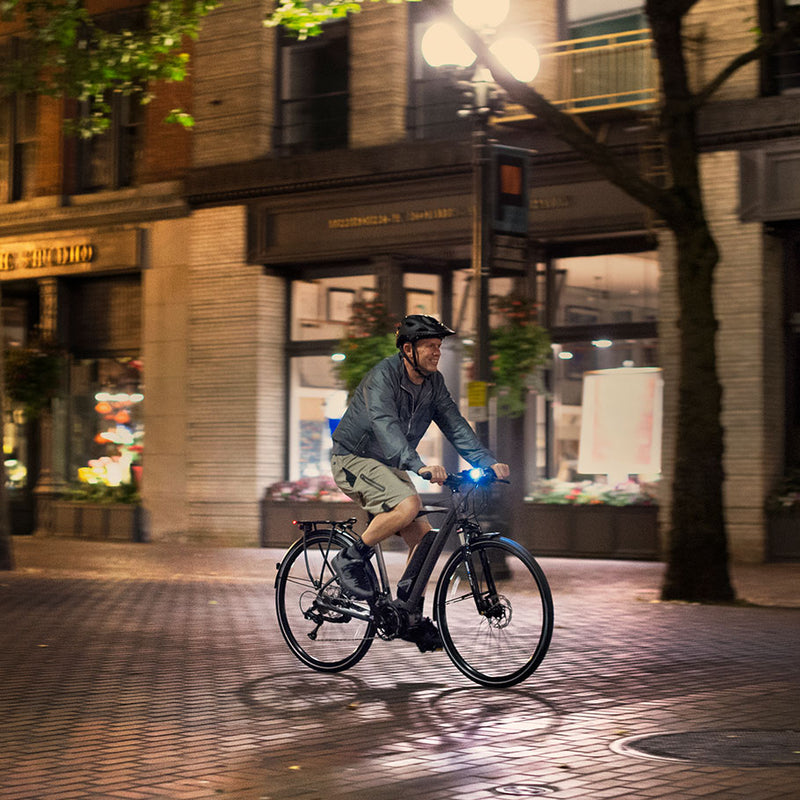 Yamaha CrossConnect Yamaha Power Assist Bicycles ebike Electric Bike