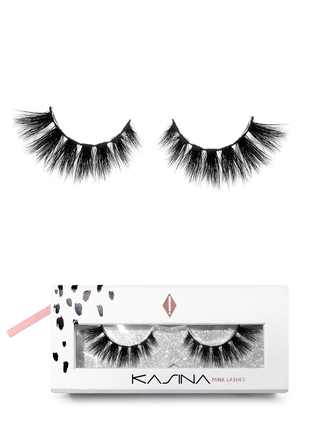 3f0b7733dd0 MINKLASH : KASINA Luxury 100% Mink lashes 1 Pair ( 21~ 26) - Bien Bien  Accessories