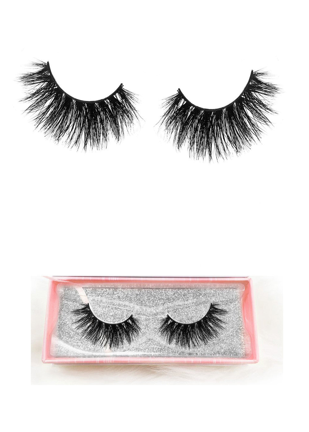 607f078d38c MINKLASH : KASINA Luxury 100% Mink lashes 1 Pair ( 21~ 26) - Bien ...