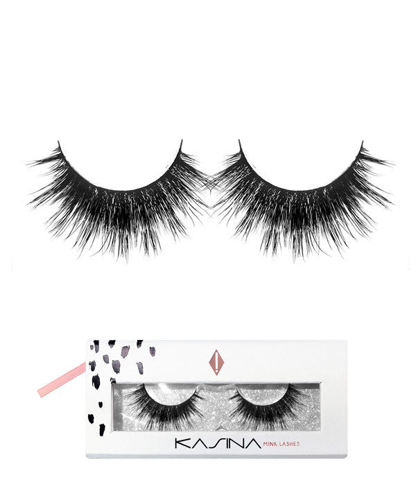 9dff26ca66f MINKLASH : KASINA Luxury 100% Mink lashes 1 Pair ( 07~ 12 ) - Bien ...