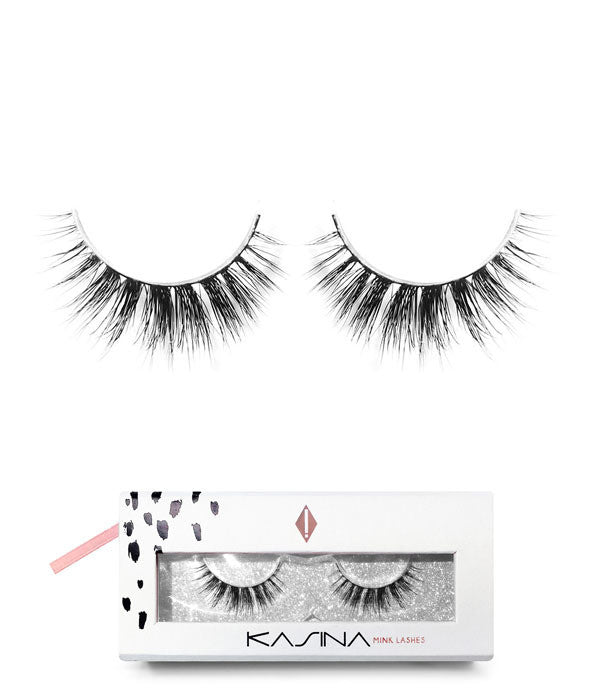 3c353e439d0 MINKLASH : KASINA Luxury 100% Mink lashes 1 Pair ( 01~ 06) - Bien ...