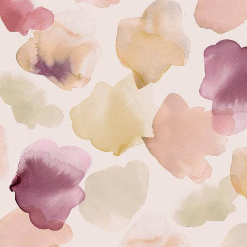 Petals Pressed Blush Fabric