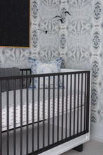 Load image into Gallery viewer, 125-5 Grey Ivory Wallcovering