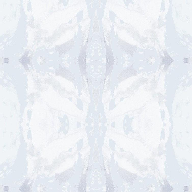 125-5 Periwinkle Blue Wallcovering