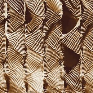Tassel Fern Rust Fabric