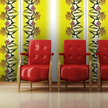 Load image into Gallery viewer, SOPHIA Saffron Wallcovering