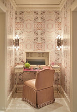 Load image into Gallery viewer, 411 Peach Taupe Wallcovering