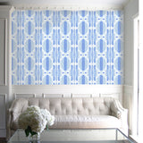 Daydreams Blue Wallcovering