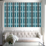 Squash Blossom Turquoise Wallcovering