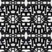 Load image into Gallery viewer, 82113 Black White Fabric