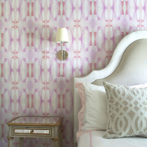 Peony Pink Wallcovering
