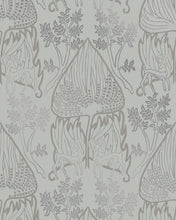 Load image into Gallery viewer, ARABIAN NIGHTS-Gray Wallcovering