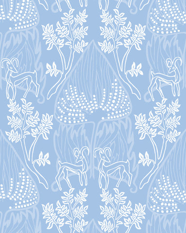 ARABIAN NIGHTS-Chaouen Wallcovering
