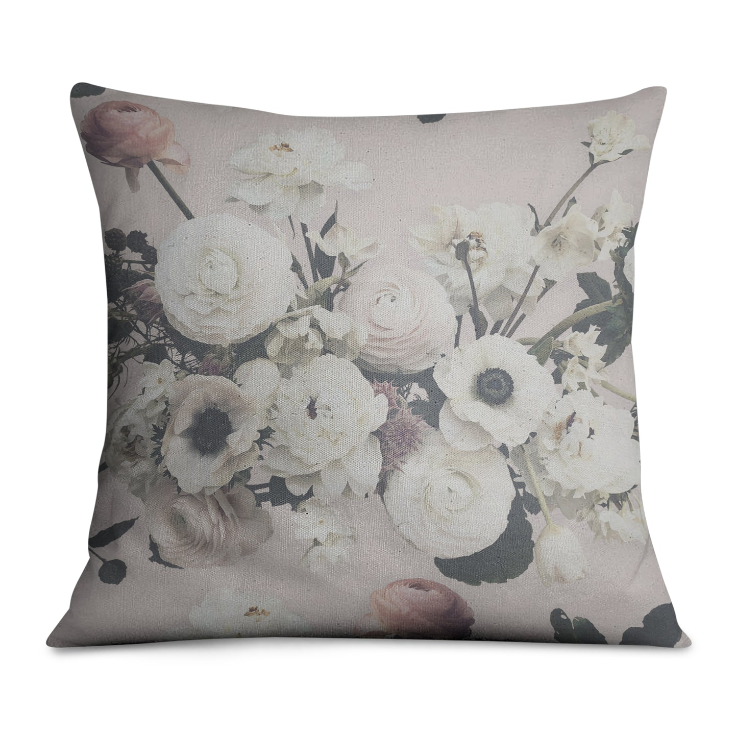 Into the Garden Blush Pillow