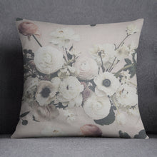 Load image into Gallery viewer, Into the Garden Blush Pillow