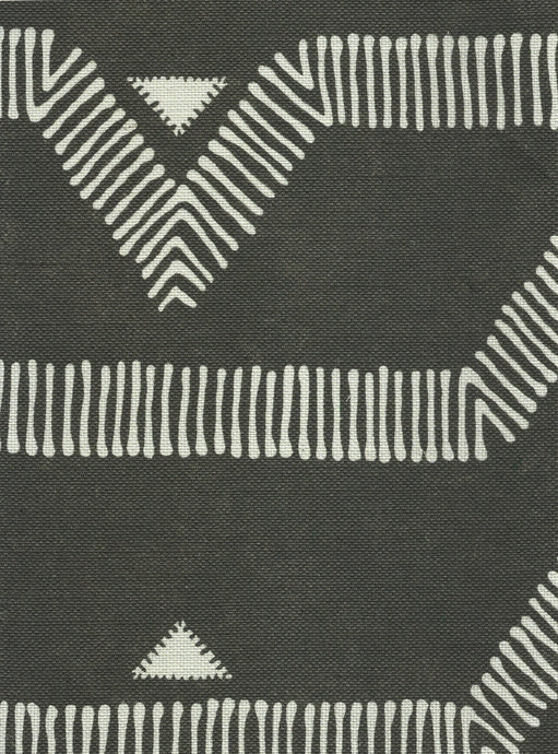 Arches Charcoal Fabric