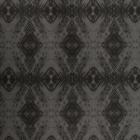 Aurora (Black) Fabric