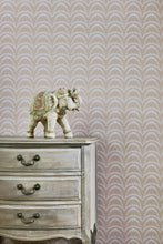 Load image into Gallery viewer, Arcade - Pastel Pink Wallcovering