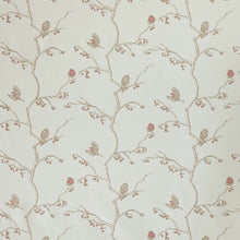 Load image into Gallery viewer, The English Robin - Parchment Fabric