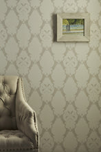 Load image into Gallery viewer, Boxing Hares - Stone Wallcovering