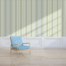 Load image into Gallery viewer, ALICE Saffron Wallcovering