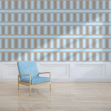 Load image into Gallery viewer, FRITZ Dark Chocolate, Clay & Concrete Wallcovering