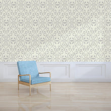 Load image into Gallery viewer, GINGER Charcoal Wallcovering