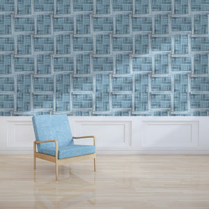 SAM Orange Wallcovering