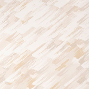 Brushstroke Buff Wallpaper