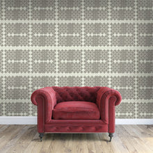 Load image into Gallery viewer, BEBE Charcoal & Truffle Wallcovering