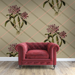 MILDRED Light Putty Wallcovering