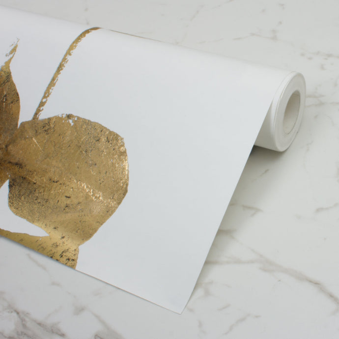 Columbia Road Gold Wallcovering