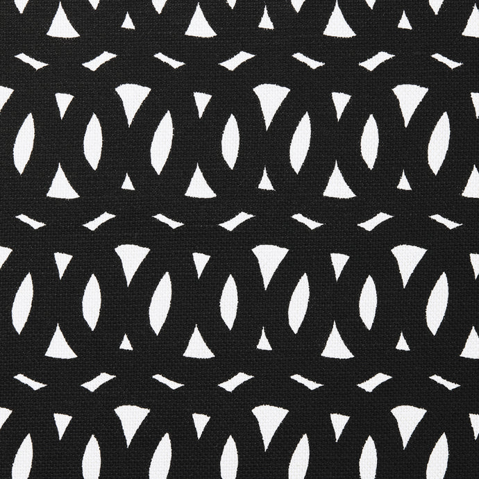 Loop Black Fabric