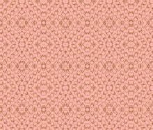 Load image into Gallery viewer, Chics Pink Brown Fabric