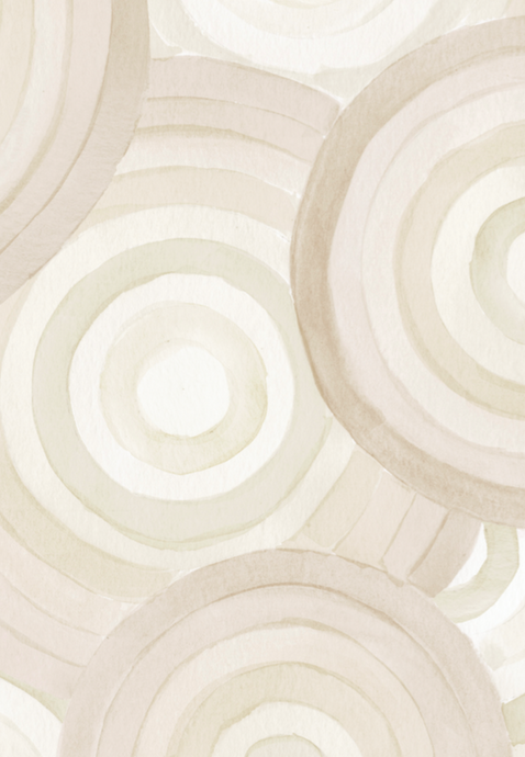 Spaceage Sugar Pale Beach Wallcovering