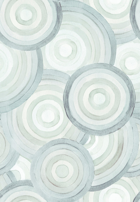Cosmic Candy Sea Foam Green Wallcovering