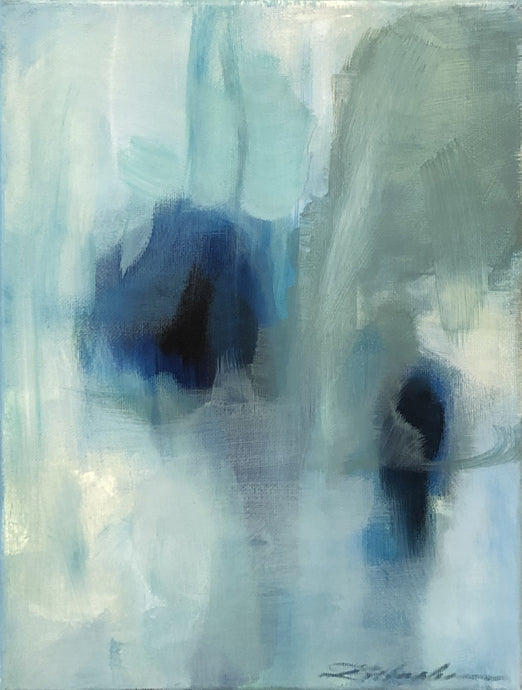 Donna Hughes Blue Haze Series no.1