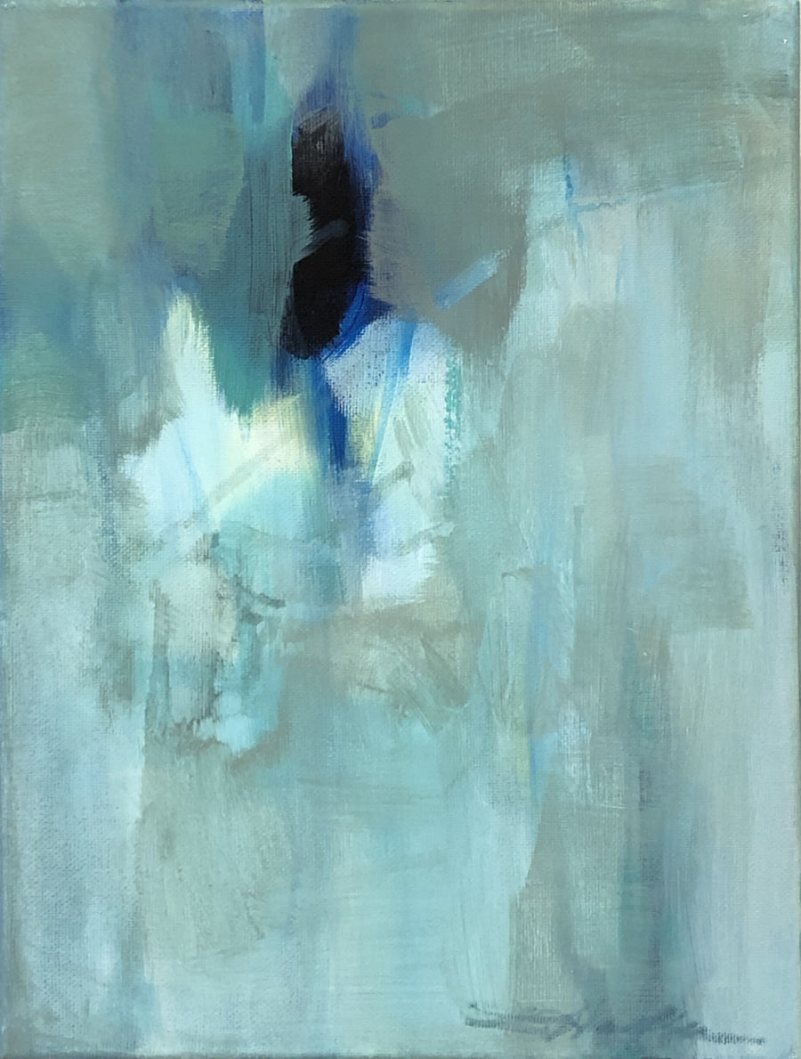 Donna Hughes Blue Haze Series no.2