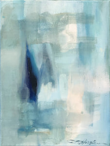 Donna Hughes Blue Haze Series no.3