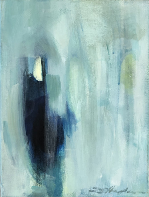 Donna Hughes Blue Haze Series no.4