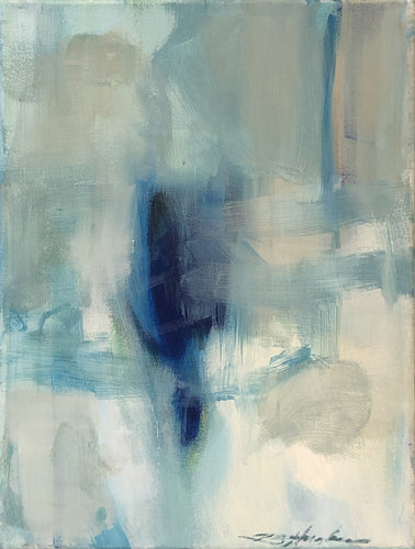 Donna Hughes Blue Haze Series no.5