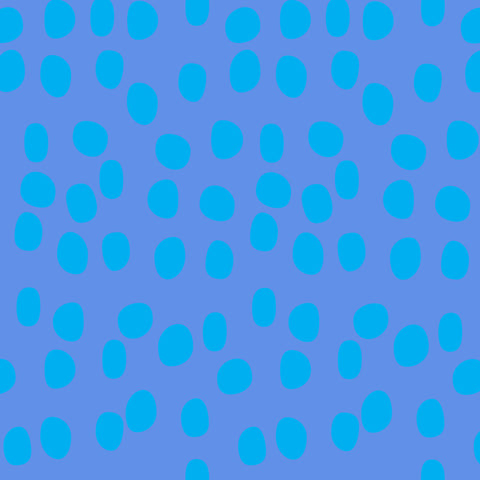 DOTTIE Blueberry Wallcovering