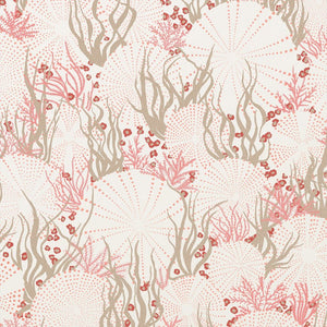 Drift - Pink Wallcovering