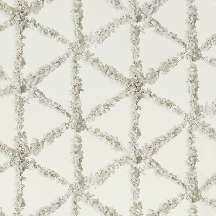 Delphine Light Large Cream Wallcovering