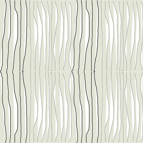 EMMY Bone & Charcoal  Wallcovering