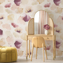 Load image into Gallery viewer, Petals Pressed Blush Wallpaper
