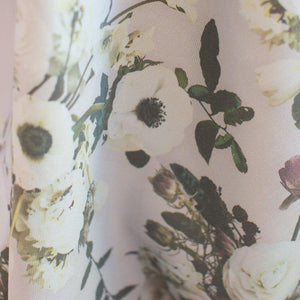 Into The Garden Blush Fabric